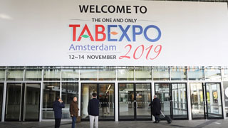 Tab Expo <br> Amsterdam 2019